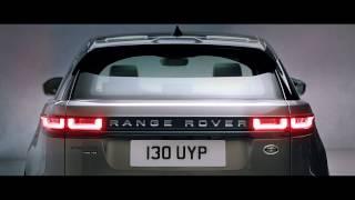 Range Rover Velar   второе официальное видео