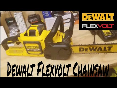 dewalt chainsaw. dewalt 60v flexvolt brushless chainsaw live chat