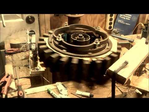 Coral Castle Ed leedskalnin Wheel Turning 1a