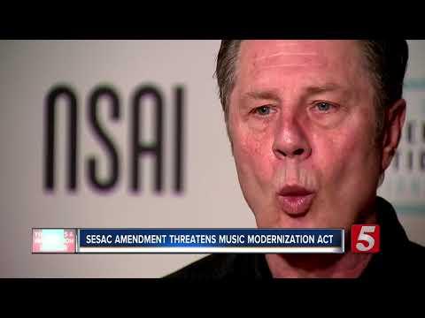 SESAC Proposal Threatens Music Modernization Act