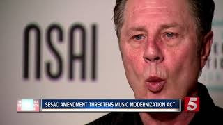 SESAC Proposal Threatens Music Modernization Act