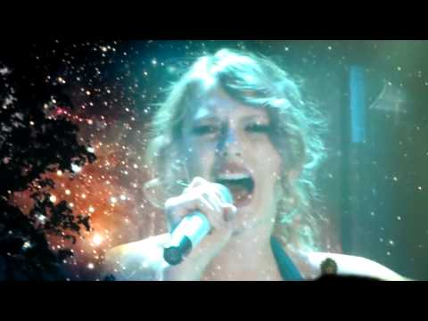 Taylor Swift - Dear John (Live in Madrid) HD