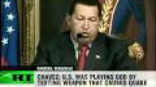 Chavez: US weapon test caused Haiti earthquake