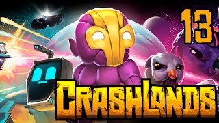 Crashlands - Part 13 - The Flamethrower!