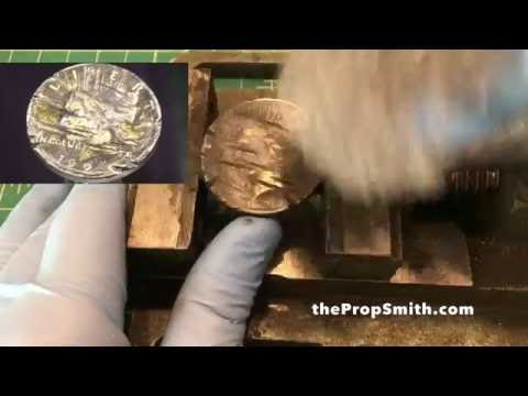 How To Make a Two-Face Coin