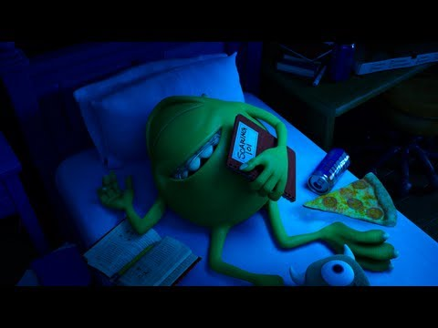Trailer - Monsters University Teaser - President