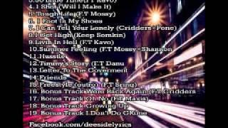 Deeside Lyrics - I Get High (Still Smokin)