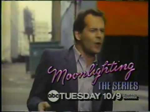 Moonlighting Series Premiere Promo