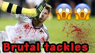 Worst Sunday league football fouls compilation 2019