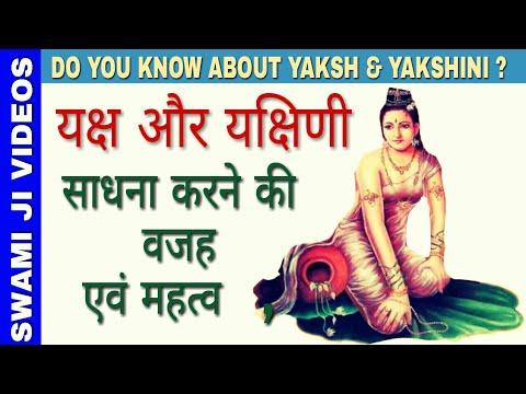 कौन होते है यक्ष यक्षिणी ।क्यों करते है साधु संत इनकी उपासना ।Yaksh & Yakshini Siddhi| Namoh Narayan