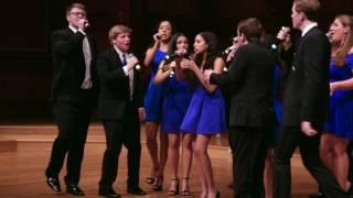 Arr. Trevor Byrne '18 Soloist: Liat Rubin '19 Vocal Percussion: Cas...