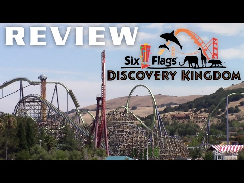 Six Flags Discovery Kingdom Review Vallejo California