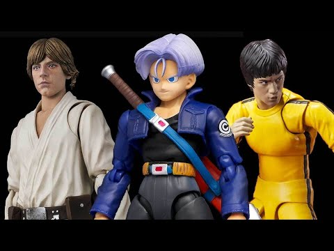 This Is The Best Action Figure Line On Earth - Up At Noon Live!