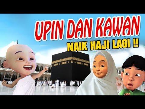 Upin ipin dan kawan kawan pergi Haji GTA Lucu