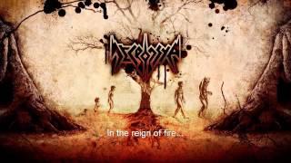Necropsya - Inside A World In Flames (Lyrics)