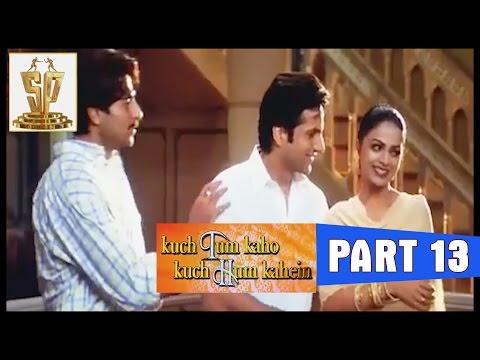Kuch Tum Kaho Kuch Hum Kahein Hindi Movie | Parts 13 lFardeen Khan |Richa Pallod |Suresh Productions