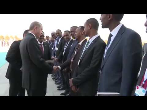 President Farmaajo's State visit in Turkey