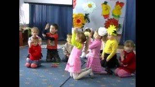 Занятие по обучению дошкольников чтению (методика Б.Никитина (1 часть))