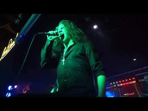 NILS MOLIN Anchor Allstars - Stand Up and Shout (cover), Pub Anchor, Stockholm,30-03-18