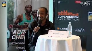 CPH Half press conference 2018