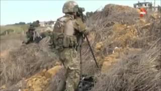 Видео авиаудара ВКС России по колонне боевиков ИГИЛ