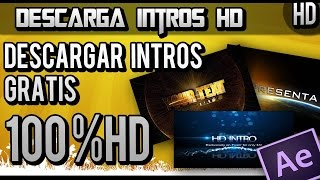 Descargar Pack De Intros Editables Para Camtasia Studio 8 HD 2015
