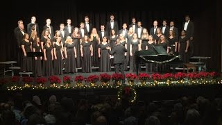 Wingate University - Voices of Peace - 2016 Christmas Choral Concert