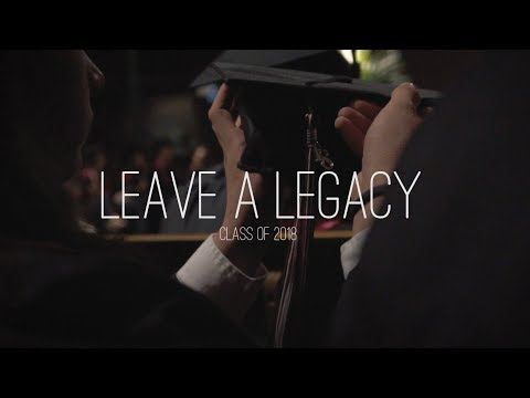Sacramento Adventist Academy Graduation Weekend 2018: Leave a Legacy
