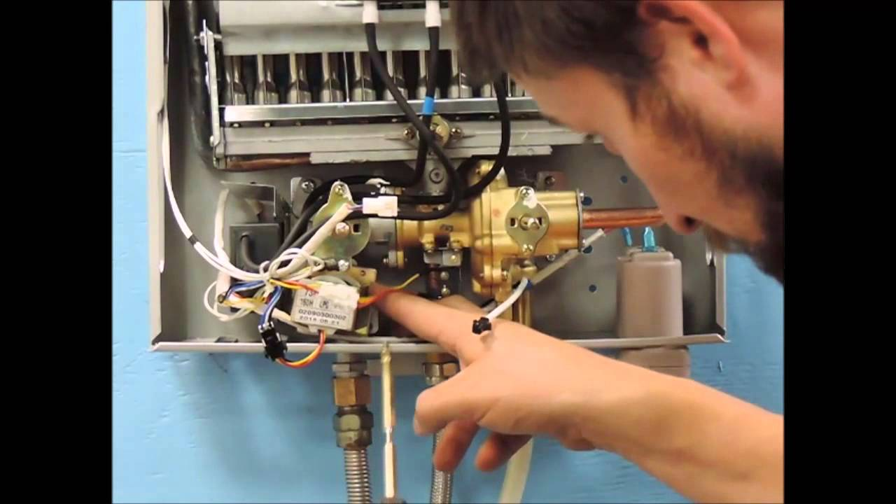 Marey Power Gas Tankless Water Heater Troubleshooting