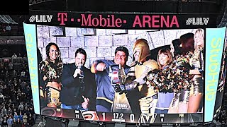 Golden Knight Game @ T Mobile Arena
