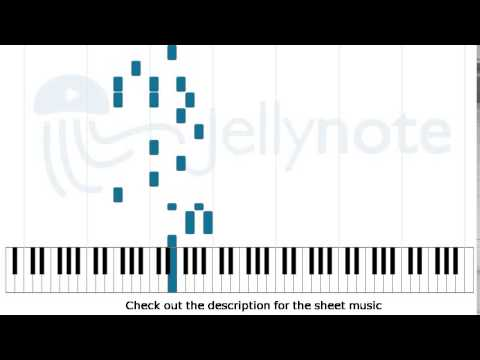I Would Stay Krezip Piano Sheet Music Youtube
