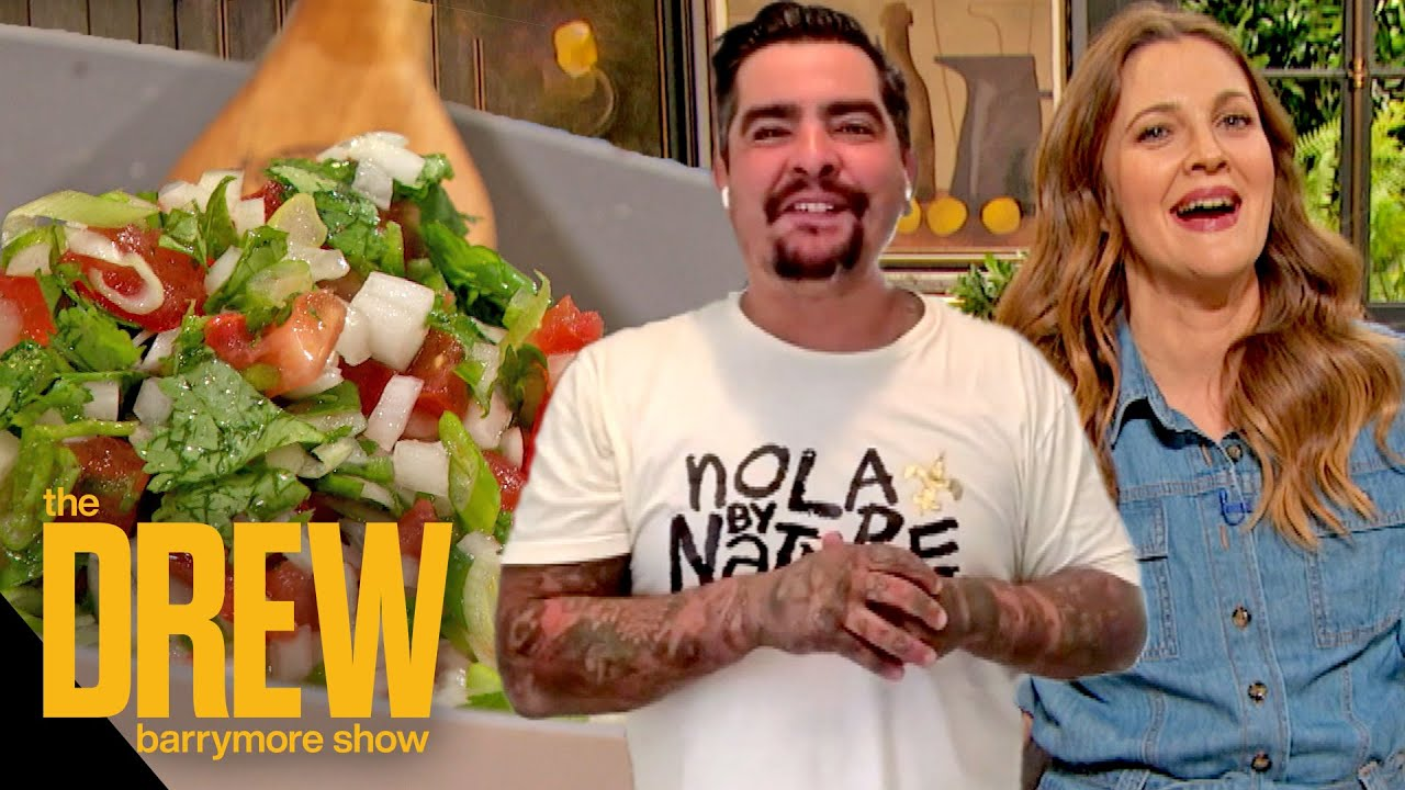 This Recipe from Aaron Sanchez Is Your New Go-To Side Dish