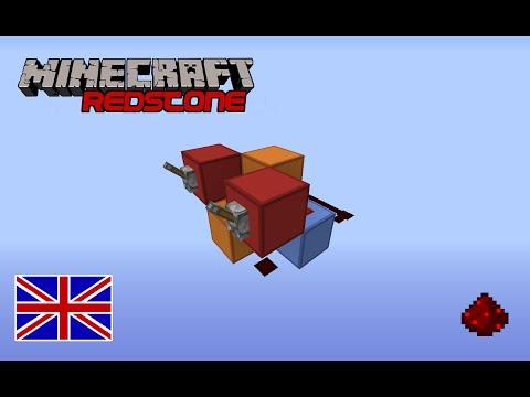 Compact XOR Gate [English] [Minecraft Redstone Tutorial]