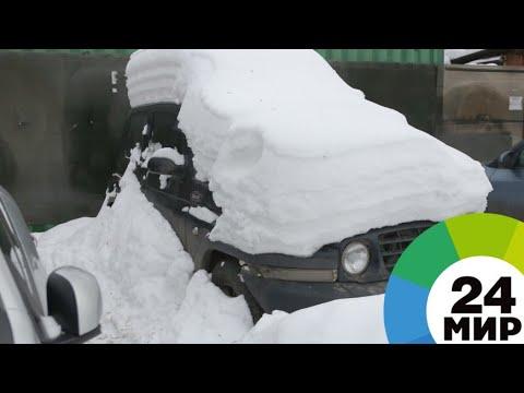 Капризы погоды: лавины, оползни, дожди и снегопады в Грузии - МИР 24