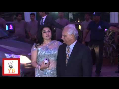 Madhur Bhandarkar, Ramesh Sippy @ Shatrughn Sinha's Son's wedding Reception