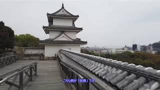 2019.04.19 兵庫県明石市 明石城跡  Ruined Akashi Castle