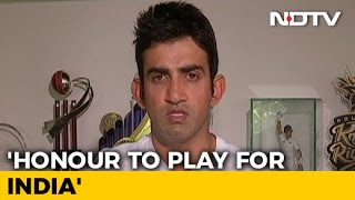 Ongoing India Australia Series One of The Best Ever: Gambhir