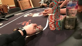Perseverance In Poker - Back In The (Home) Game - Vlog #69