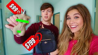 Shopping Without Checking The Prices... (HE IS GROSS)