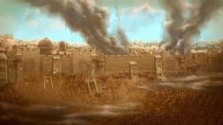 5 САМЫХ КРУПНЫХ СРАЖЕНИЙ ЦИВИЛИЗАЦИИ ЗАПАДА И ВОСТОКА Ч.2 | БИТВА ПРИ МОХАЧЕ, ОСАДА ИЕРУСАЛИМА...
