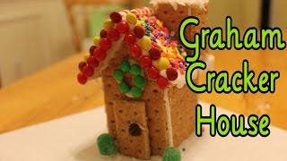 How To: Make Graham Cracker House