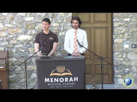 2nd Graduation Ceremony - Menorah Mission School 2017