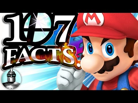 107 Super Smash Bros. (Wii U/3DS) Facts YOU Should Know | The Leaderboard