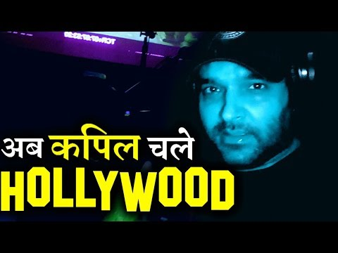 Kapil Sharma soon to do his Hollywood Debut?