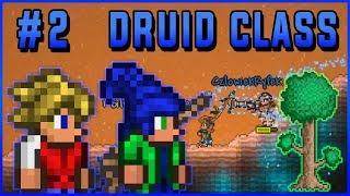 JESTEM NIEMIŁY DLA RYFKA - Terraria: Druid Class #2 (z Ryfkiem)