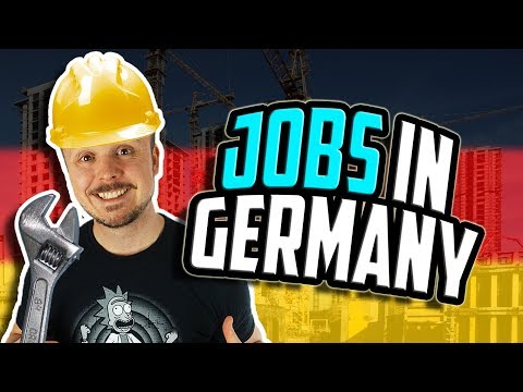 Expat jobs to get by with in Germany 🛠️🎓 Get Germanized