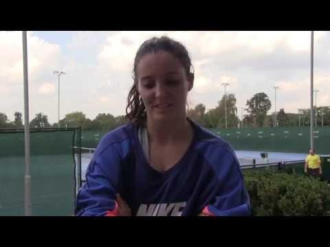 Laura Robson Q&A Part 1