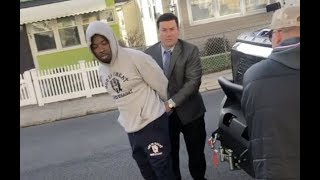 Troy Ave Gets Arrested By Undercover Agents In Hidden GMC Truck