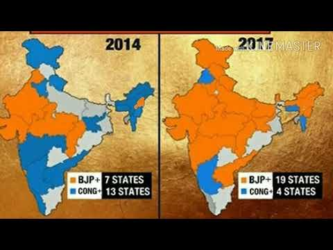 See India's political map after Gujarat and Himachal election results