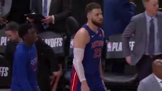 Milwaukee Bucks vs Detroit Pistons : April 20, 2019
